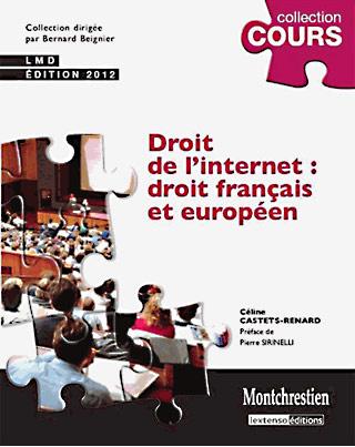 Droit de l'internet : droit français et européen