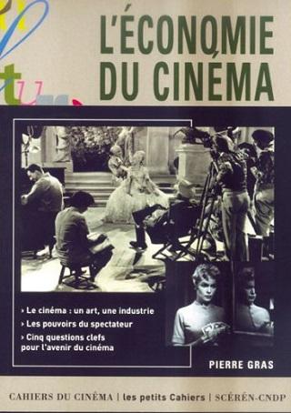 L'économie du cinéma de Pierre Gras