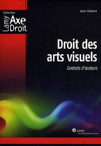 Droit des arts visuels, contrat d'auteurs
