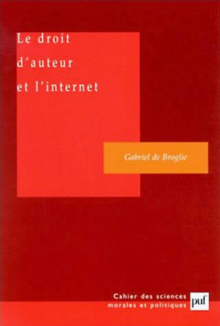 Le droit d'auteur et internet