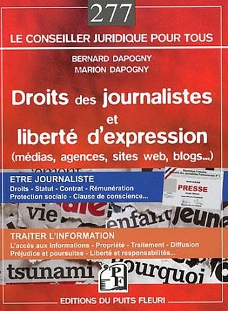 Les droits des journalistes et de la presse