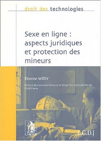 Sexe en ligne: aspects juridiques et protection des mineurs